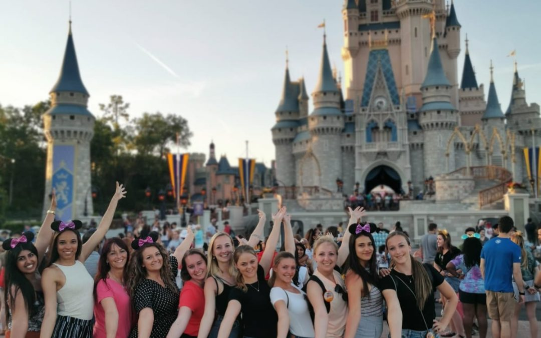 Worlds Week: Vergnügungsparks in Orlando stehen auf dem Programm